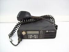 Motorola Xpr4550 40W MotoTrbo Dmr Digital Uhf Mobile Radio w/ Mic Tested