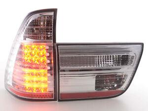 Coppia fari fanali posteriori con LED BMW X5 E53 98-02 4053029202852