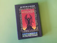 Underwurlde SINCLAIR ZX SPECTRUM 48K GAME-Ultimate Play the Game (SCB)