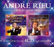 André Rieu, Johann S - Andre Rieu Live in Concert [New CD]