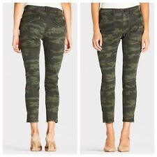 Green PO306-ND072 NWT Sanctuary  womens Rustic Charm pant Cadet