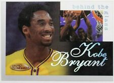 1997-98 KOBE BRYANT SCORE BOARD BEHIND THE GLASS #BG15 MINT CONDITION (DR)