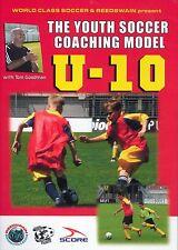 The Youth Soccer Coaching Model - U10 DVD