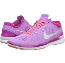 Womens Nike Free 5.0 TR FIT 5 Breathe Running GYM Trainers 4.5 UK Pink RRP £120