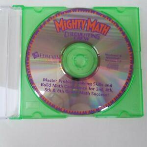 Mighty Math Calculating Crew Pc Grades 3rd 4th 5th 6th Math Skills