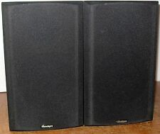 PAIR of Paradigm Titan V.2 Home Stereo Monitor Bookshelf Speakers