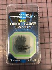 Greys Prodigy Swivels Klip Lok Mini Box Fishing