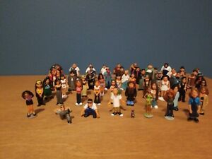 Lil' Homies Figures. Lot of 50+   rare and retired