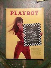 Vintage Playboy May 1967 Anne Randall Centerfold Rising Sex Star Sylva Koscina