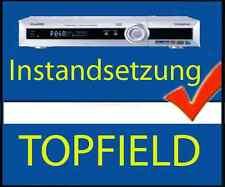 Professionelle Reparatur ihres Topfield Receivers TF4000 TF5500 TF6000 TF7700