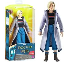 Dr Who 13th Doctor Action Figure Jodie Whittaker 10 inch Doll Kids Toy Free P&P
