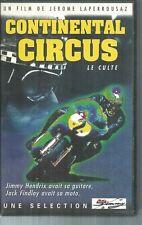 Continental Circus.Film de Jerome LEPERROUSAZ. Cassete VHS.  CC0