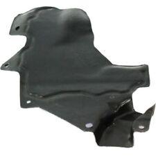For Sentra 07-12, Driver Side Engine Splash Shield, Plastic