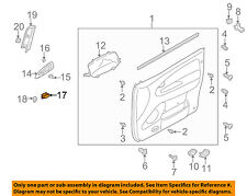 MAZDA OEM 00-06 MPV Front Door-Window Switch LC6266350A