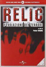 Relic - L'Evoluzione Del Terrore (1997) DVD