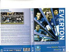 Everton:Season Review-2005/06-Soccer Everton 1878-DVD