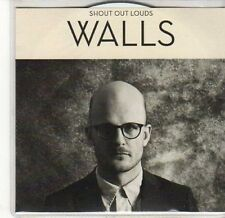 (CA854) Shout Out Louds, Walls - 2010 DJ CD