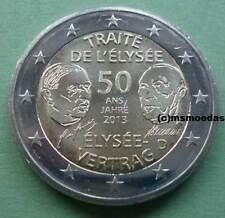 2 Euro Elysee Vertrag Günstig Kaufen Ebay