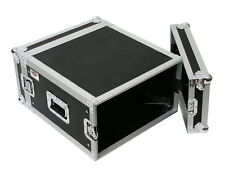 Osp 6 Space Ata Amp / Effects Rack Road Case Rc6U-20 for Pro Rack Gear