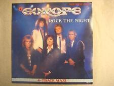 """EUROPE """"ROCK THE NIGHT"""" - 12"""" MAXI SINGLE"""