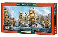 Castorland Navale Battaglia Puzzle 4000 pezzi C-400102