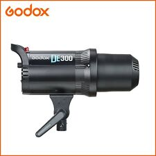 Godox DE300 300W 300Ws Compact Studio Strobe Flash Light Lamp Head Reflector New