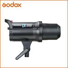 Godox DE300 300W 300Ws Compact Studio Strobe Flash Light Lamp Head Reflector New