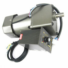 Ac220v 6090120w Single Phase Gearbox Motor 75 450rpm With Gear Head Cwccw