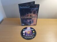 SONY PLAYSTATION 2 - PS2 - EXTERMINATION - FREE P&P