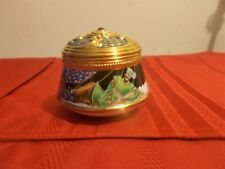 """Petrouchka"" House of Faberge Franklin Mint Imperial Musc Box"