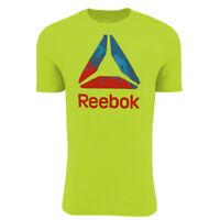 Reebok Men's Delta Logo T-Shirt