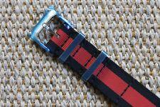 NEW Tag Heuer FC8188 Formula 1 Watch Mens Red Black 20mm NATO Strap Mint CAZ1112