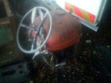 Nuffield steering box and diesel tank