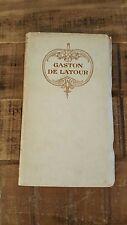 GASTON DE LATOUR - An Unfinished Romance by Walter Pater, 1907, 1/925 Copies