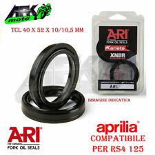 Paraolio Forcella TCL 40x52x10/10,5 mm per moto Aprilia RS4 125 dal 2011 al 2016