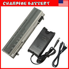Battery For Dell E6400 XFR E6400 ATG E6410 E6500 E6510 PT434