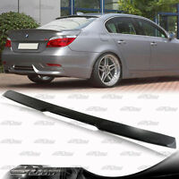 For 2004-2010 BMW 5-Series Sedan ABS plastic Rear Roof Window Visor Spoiler Wing