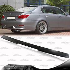 For 2004-2010 BMW 5-Series Sedan ABS plastic Rear Roof Window Visor Spoiler Wing
