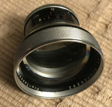 Carl Zeiss Pro Tessar 1:4 f= 85 mm, Be 2805202. Made In Germany (A)