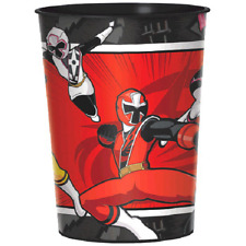 Power Rangers Ninja Steel 16oz Favour Cup