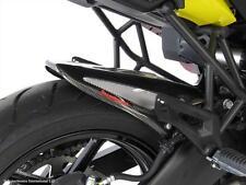 Kawasaki Versys 2006 thru 2016 Rear Tire Hugger Fender Carbon Look - Powerbronze