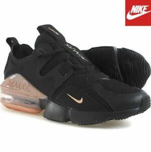 Nike Air Max Infinity 'Black Metallic Red Bronze' Shoes Fashion Women BQ4284-001