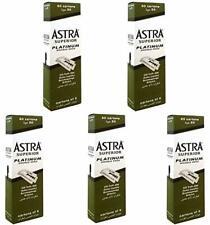 500 X Astra Superior Platinum Double Edge Safety Razor Blades FREE SHIPPING