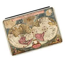 Clásico Del Viejo Mundo Mapa #4 Kindle Paperwhite Toque PU Funda Libro de Piel