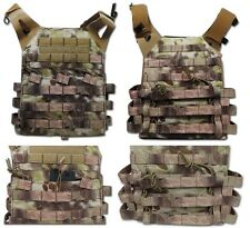 TATTICO SOFTAIR MOLLE JPC KRYPTEK HIGHLANDER- EMERSON airsoft tactical vest jump