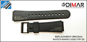 Replacement Original Watch Band Casio FTP-30