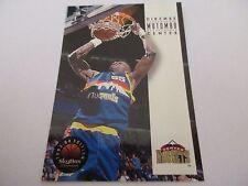 Carte NBA SKYBOX 1993-94 #63 Dikembe Mutombo Denver Nuggets