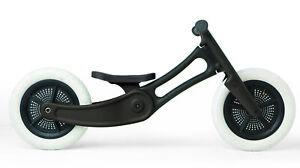 Wishbone Bike 2 in 1 RE2 black schwarz Laufrad NEU + SOFORT !!!