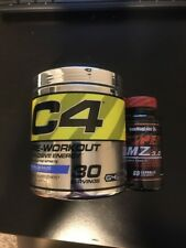 Iron Mag Labs IML Super DMZ 3.0 Free Cellucor C4 30 Pre Workout