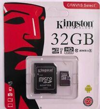 32GB Micro SD SDHC Memory Card for Mobile Phones Tablets Cameras Dashcam
